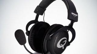 QPad QH-85 Pro Gaming Headphones - Quick Review