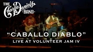 The Charlie Daniels Band - Caballo Diablo (Live) Volunteer Jam IV