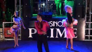 Russian Dancers At Casino Prime