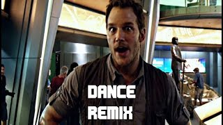 The Chris Pratt Dance