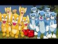 توم وجيري 🐱🐭 جيش توم ضد جيش جيري  - Tom and Jerry