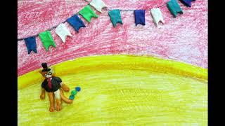 ЦИРК ДЮ ЗВЕРЕЙ. Пластилиновый мультфильм о весёлом цирке с превращениями и перевоплощениями..