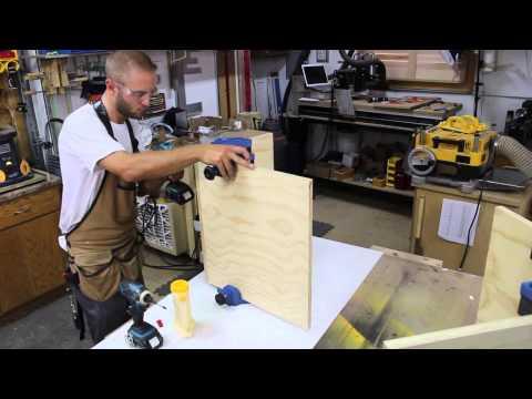 Rockler Clamp-It Corner Clamping Jig