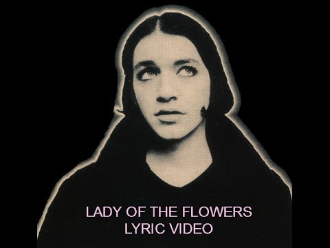 lady of the flowers - placebo lyric video