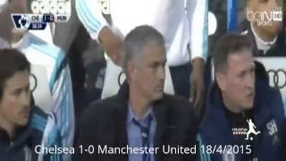 Cuplikan Gol Eden Hazard Chelsea Vs Manchester United 10 EPL 18 April 2015