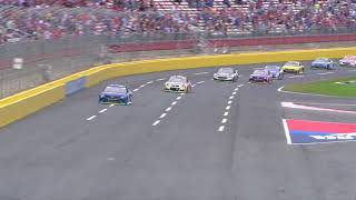 Exhilarating Moments: Truex wins in thrilling overtime finish