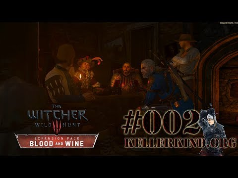 Leiche im Keller ★ #002 ★ EmKa plays The Witcher 3: Blood and Wine [HD|60FPS]