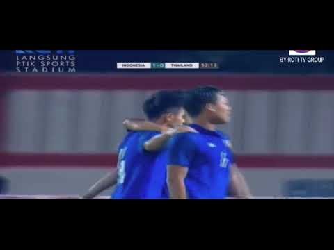 All Goal Indonesia(Asian Games) 1-2 Thailand(U-23)