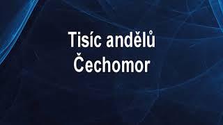 Tisíc andělů - Čechomor Karaoke tip
