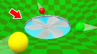 SURVIVE The *IMPOSSIBLE* BLENDER (Golf It)