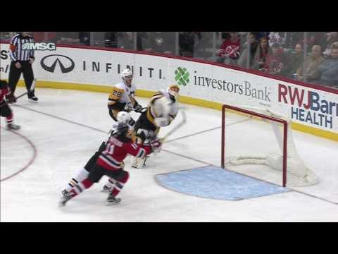 Gotta See It: Fleury dives and swats puck midair for save of the year