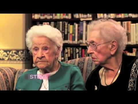 Friendship at 100: A Beautiful Interview