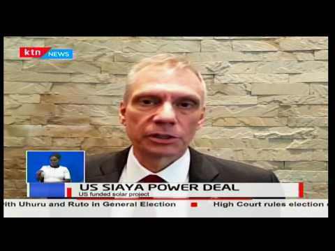 Kenya stands to benefit from a US solar plant construction in Siaya County: Prime Business part 2