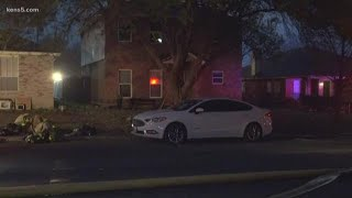 SAFD contains northeast-side fire