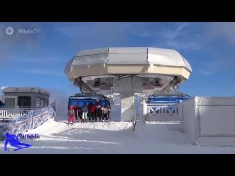 Skireport ze dne 10.12.2017 ve ski aréně Zieleniec - Polsko  - © Michal Macek