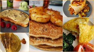 Top 5 Breakfast ideas from 5 countries!