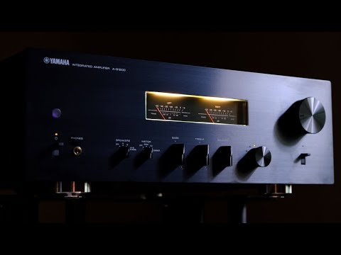 External Review Video 73aUKvLcyBo for Yamaha A-S1200 Integrated Amplifier