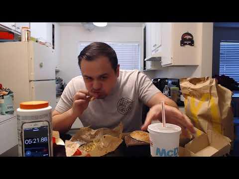 Big Mac Trio Challenge!