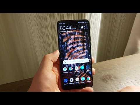 Unboxing Huawei P20 Pro e prime impressioni dopo qualche ora