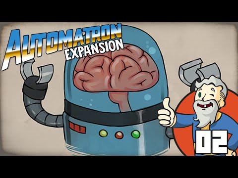 Fallout 4 Automatron Walkthrough -