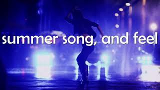Summer song - Ian Lints, Lyric video