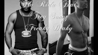 Flo Rida Feat. Trey Songz - Freaky Deaky [Official Version]