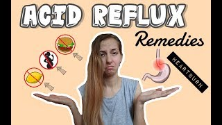 HOW TO STOP, PREVENT AND DEAL with acid reflux during pregnancy ?