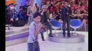 Betinho Aguiar Cantando para Zezé di Camargo & Luciano