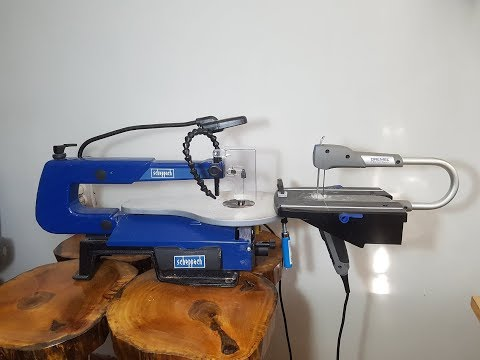 Dremel moto saw VS Scheppach SD1600V TEST