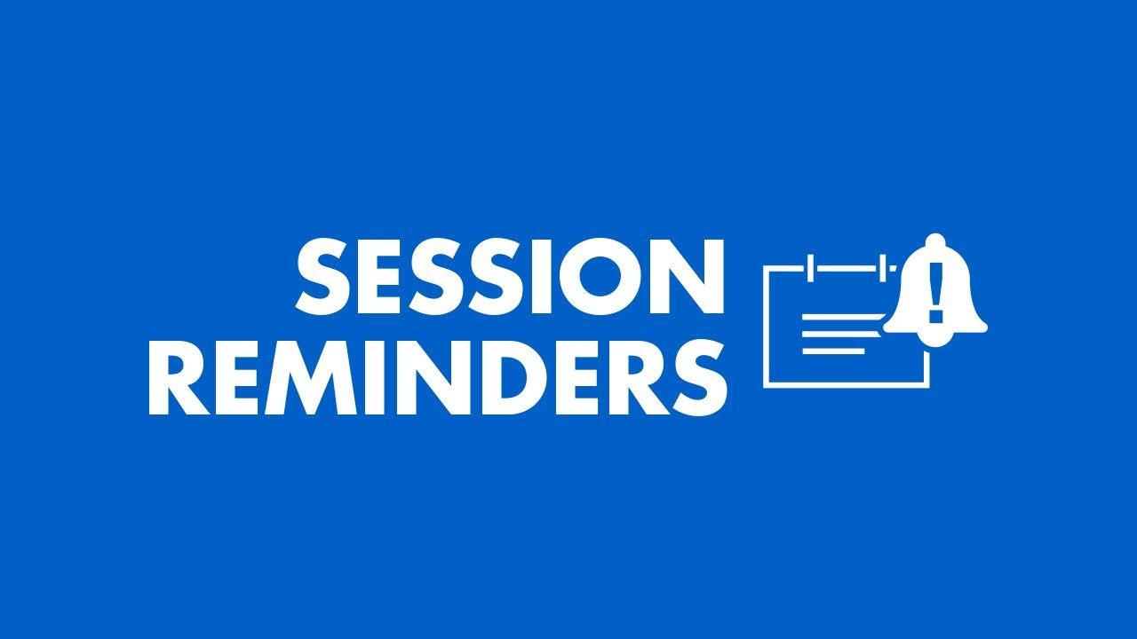 How to set Session Reminders - Jackpotjoy FAQs