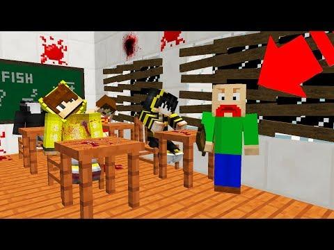 1.000 YILLIK KORKUNÇ YOUTUBER OKULUNA GİRİYORUM! ???? - Minecraft