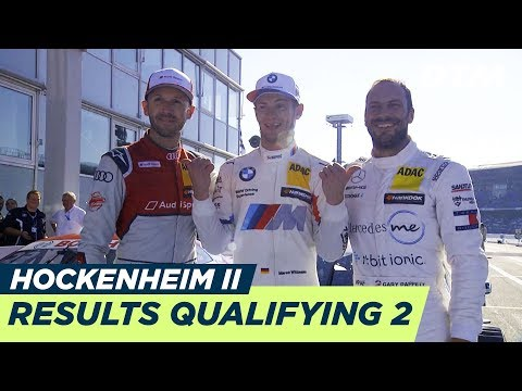 Results & Highlights Qualifying 2 - DTM Hockenheim Final 2018