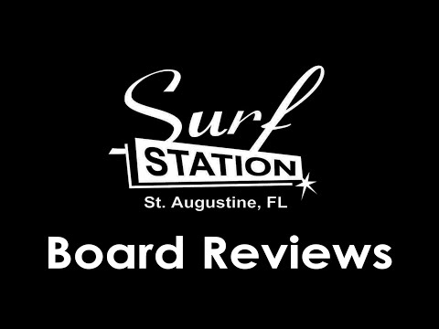 Surf Station Board Reviews – Donald Takayama Scorpion