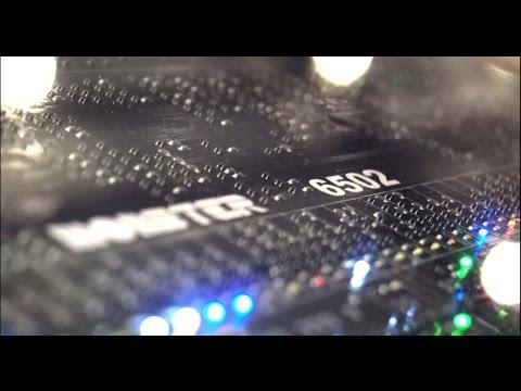 The Monster 6502 is a gargantuan version of a famous microchip