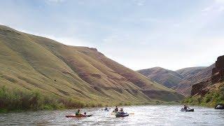 Floating Oregon's John Day River