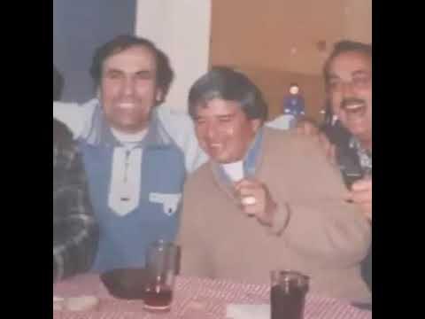 Homenaje al bochófilo Oscar Camusso de Rafaela