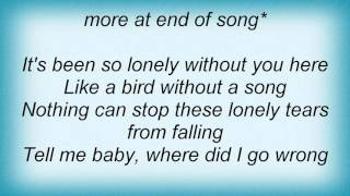 Luis Fonsi - Nothing Compares 2 U Lyrics