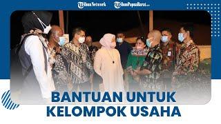 Kemnaker Serahkan Bantuan untuk Puluhan Kelompok Usaha di Wilayah Papua dan Papua Barat