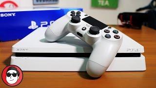 Unboxing PS4 Slim - PUTIH Itu Anti Mainstream - dooclip.me