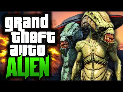 Grand Theft Auto V Walkthrough - GTA 5: Hulk in GTA! - (GTA 5 Hulk