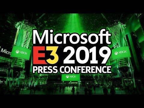 FULL Microsoft Xbox E3 2019 Press Conference