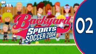 Backyard Soccer 2004   Season Gameplay   002   Starting a Streak