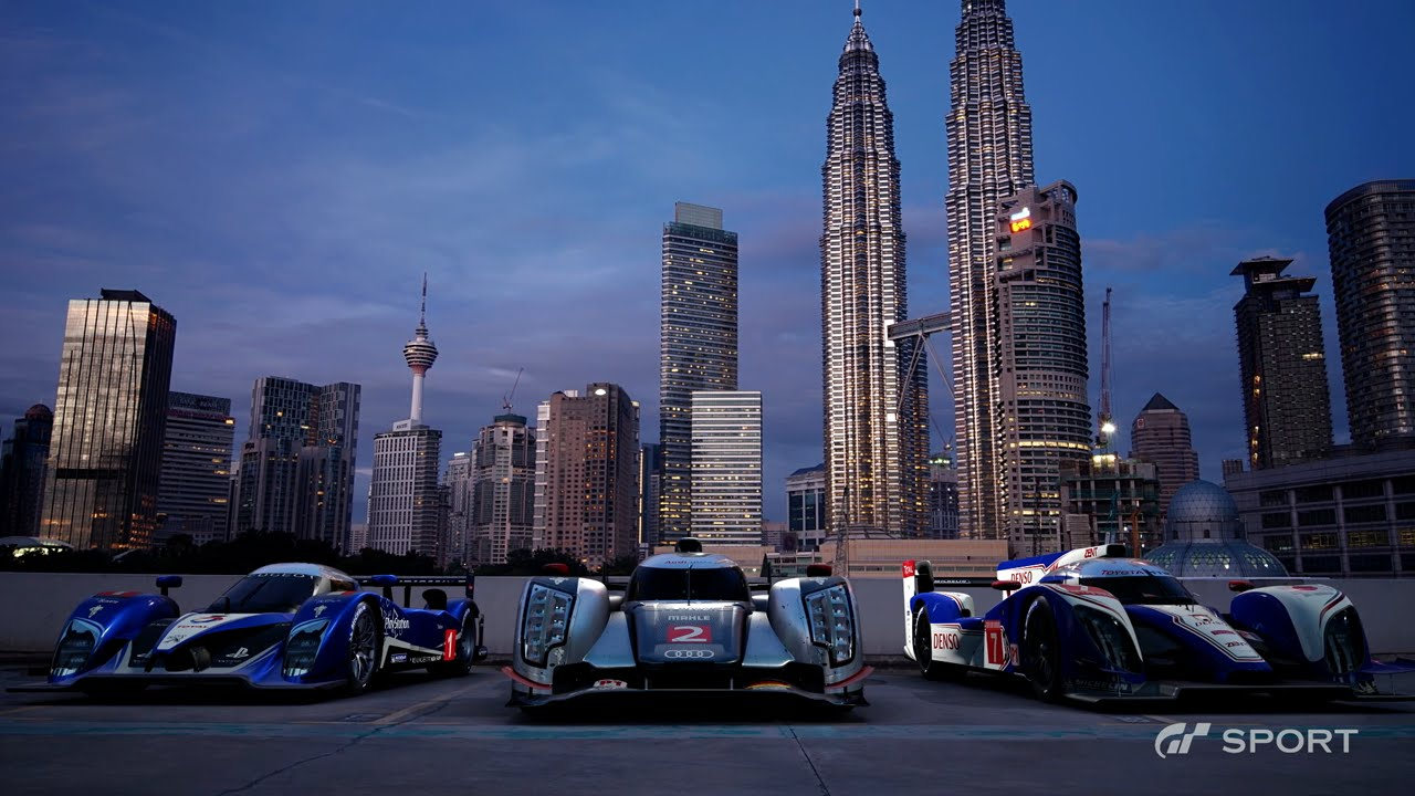 The New Gran Turismo Looks Predictably Gorgeous