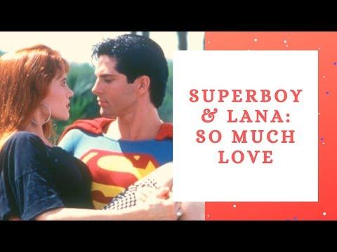 Superboy & Lana: So Much Love