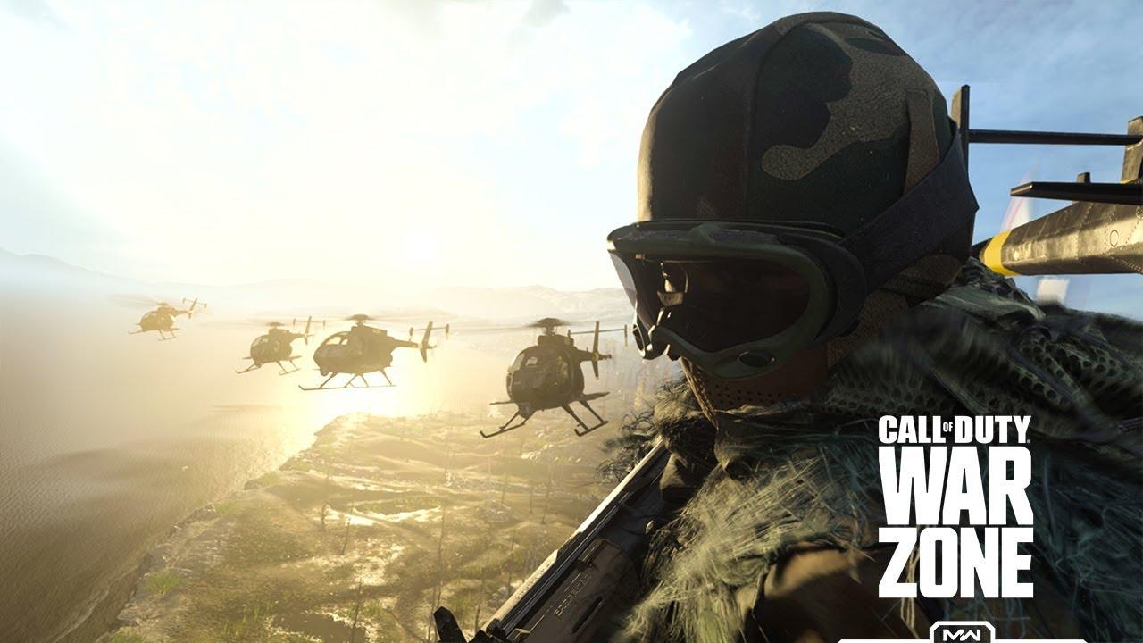 Trailer di Call of Duty: Warzone