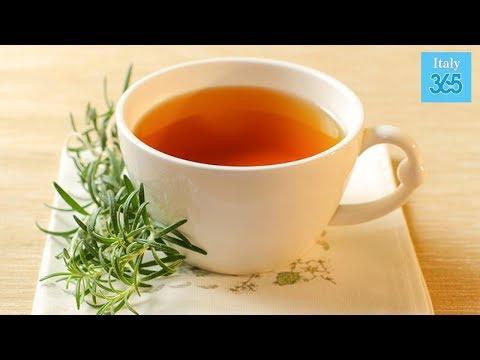 Ecco cosa accade se bevi una tazza di tè al rosmarino - Italy 365