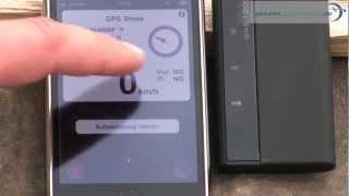 GNS1000 Bluetooth GPS