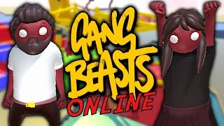 ON EST DANS LE JEU ! | GANG BEASTS MULTI ONLINE COOP