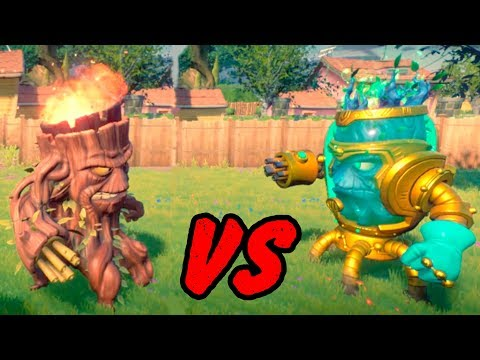 Plants vs Zombies Garden Warfare 2 Tree-X 1000 (Torchwood