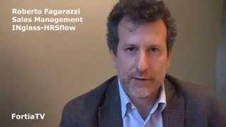 FortiaTV intervista Roberto Fagarazzi - INglass-HRSflow